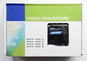 HDMI RCA преобразователь