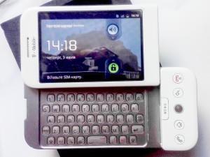 Продам телефон б/у HTC Magic G1 от Google