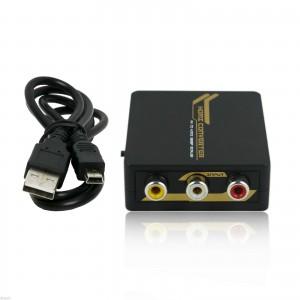 Конвертер видео AV - HDMI